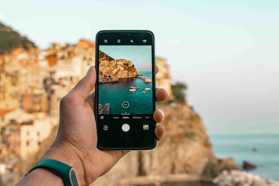 Comment enregistrer photo instagram