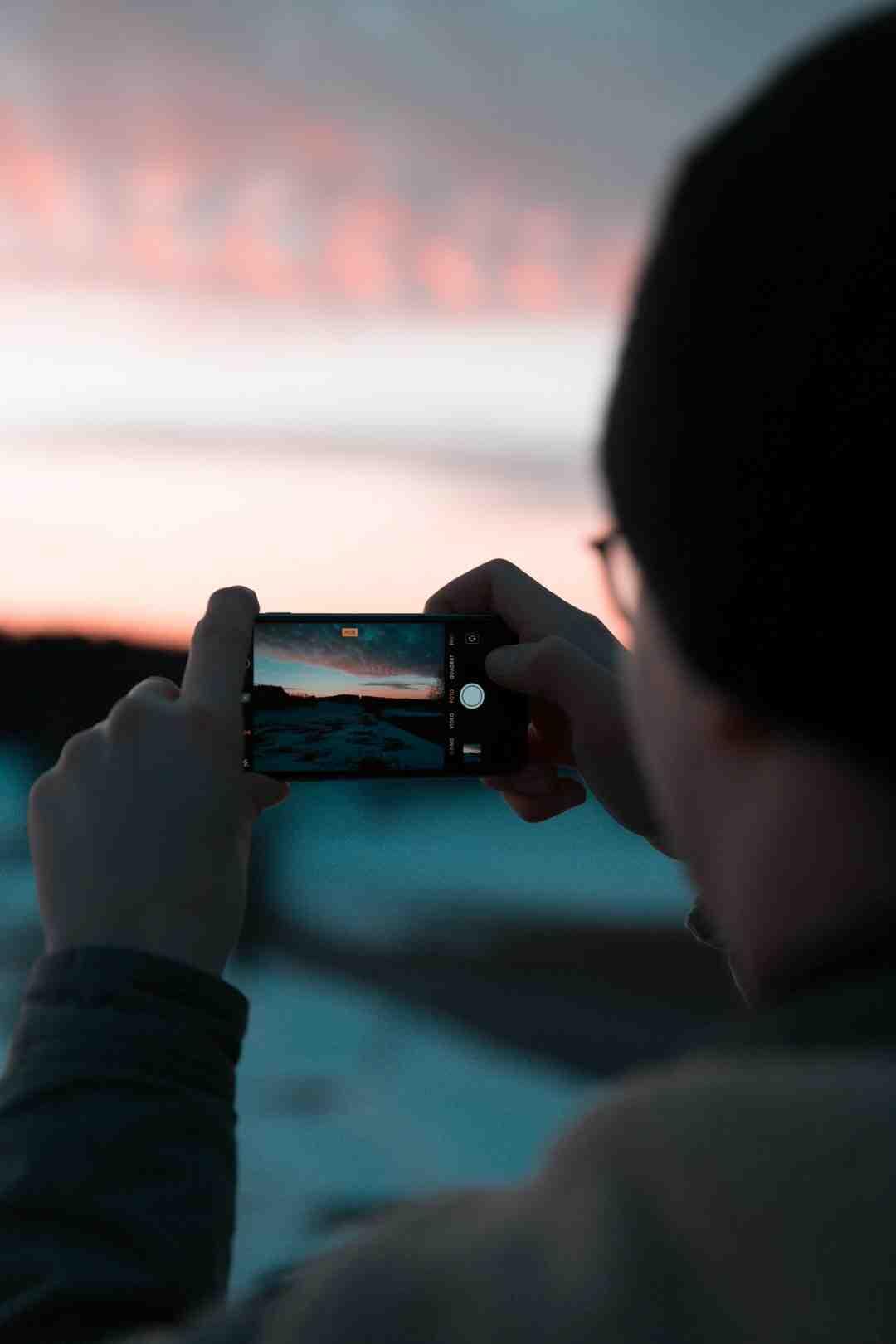 Comment envoyer des photos via Bluetooth ?