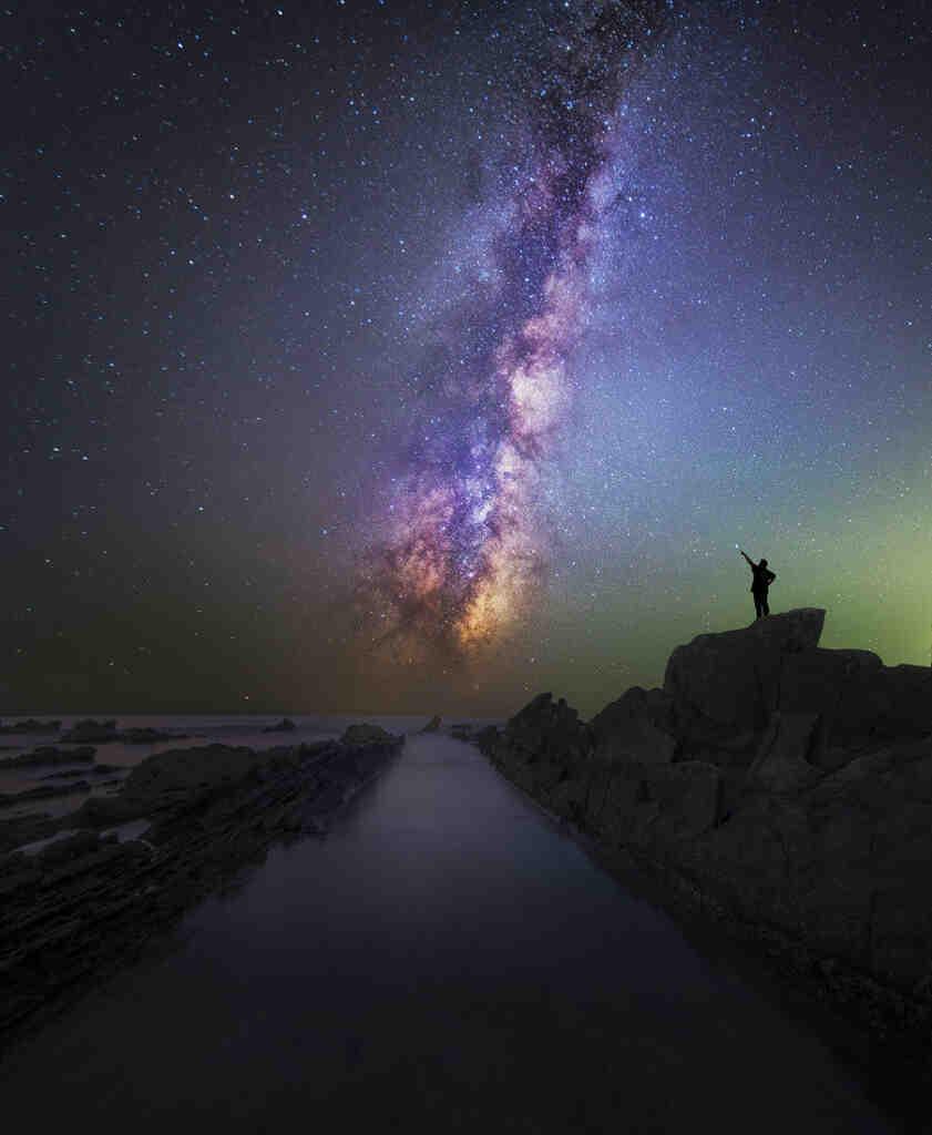 Comment photographier la voie lactée