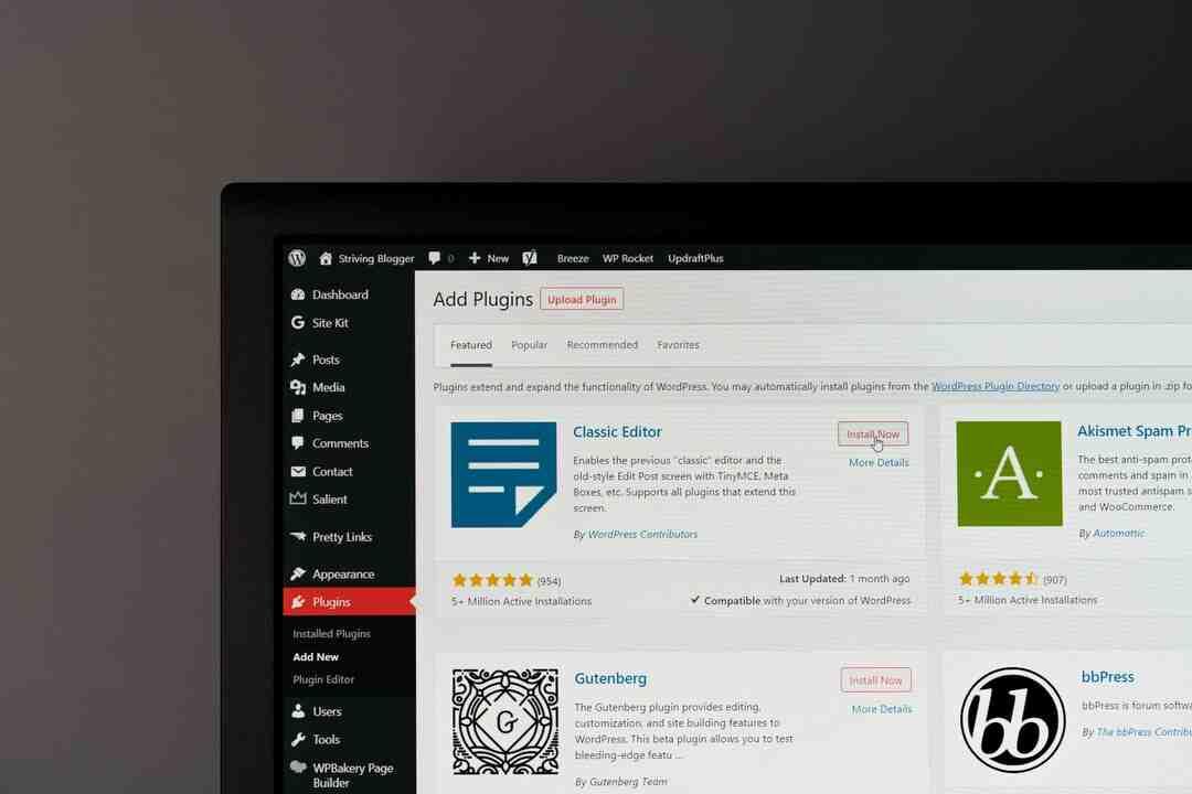 Est-ce facile d'utiliser WordPress ?