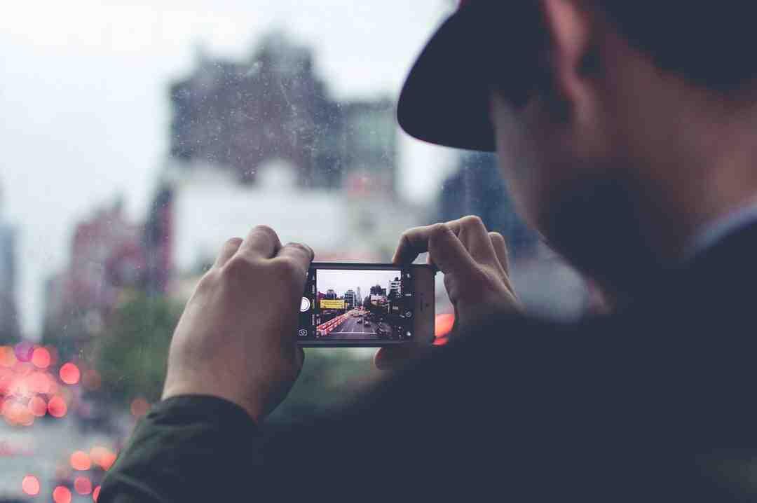 Comment importer photo iphone sur pc